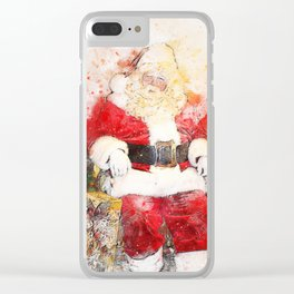 Christmas_20171101_by_JAMFoto Clear iPhone Case