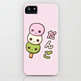 Dango iPhone Case
