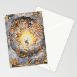"Antonio Allegri da Correggio ""Cathedral (Parma) - Assumption"" Stationery Cards"