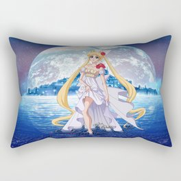 Sailor Moon Crystal Princess Serenity Rectangular Pillow