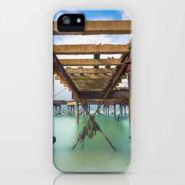Fort Victoria Pier iPhone Case