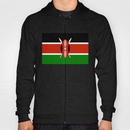 Kenyan flag of Kenya Hoody