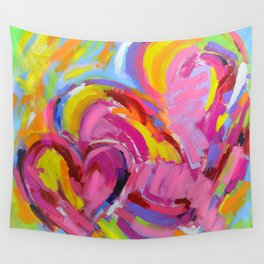 Love You! Wall Tapestry