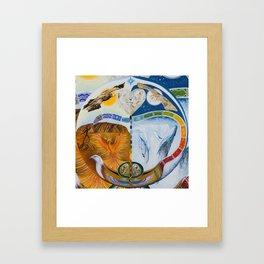The Journey Home Framed Art Print