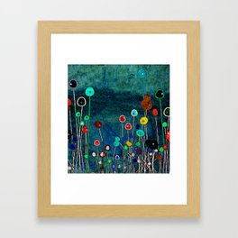 Spring Meadow Framed Art Print