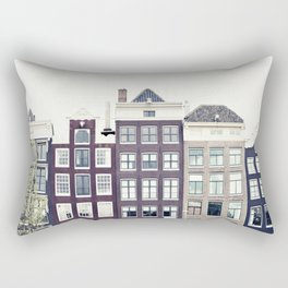 Amsterdam House Rectangular Pillow