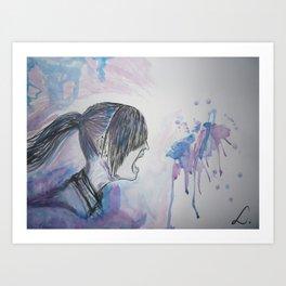 Rebellion Art Print