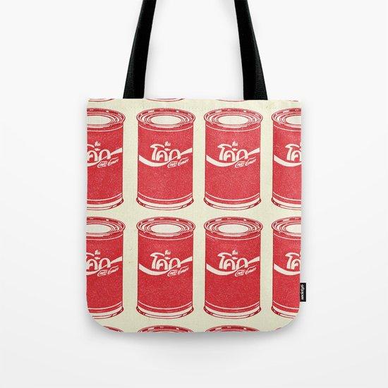 Not A Tomato Soup Tote Bag