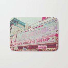 Ice Cream Shop Bath Mat