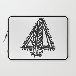 native american feather Laptop Sleeve