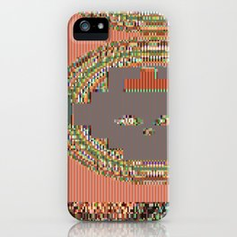 in Lunacy, the Stoic Dream iPhone Case