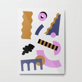 Fall no.1 Metal Print