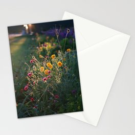 Fleurs Tuileries Stationery Cards