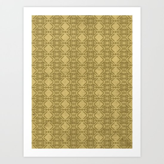 Golden Age Art Print