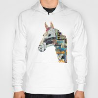 mod Hoodies featuring the mod horse by bri.buckley