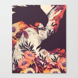 Harbors & Gambits Canvas Print