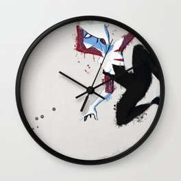 Spider Gwen Wall Clock