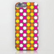 polka dots iPhone 6s Slim Case