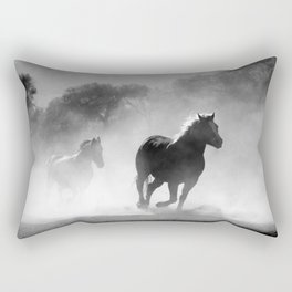 Wild Rectangular Pillow