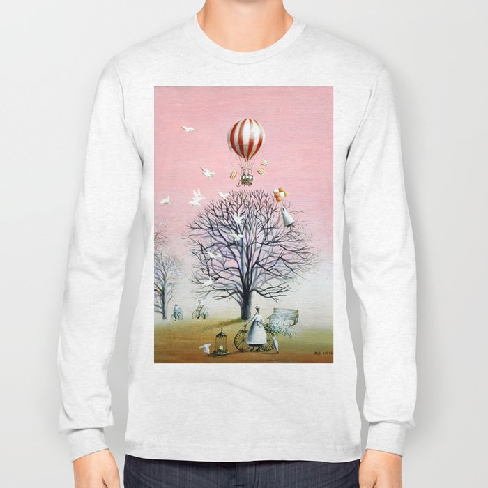 Baby's breath Long Sleeve T-shirt