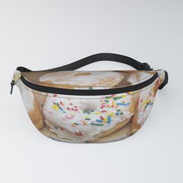 Sweet Sprinkled Carbs Fanny Pack