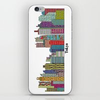 tokyo iPhone & iPod Skins featuring Tokyo by bri.buckley