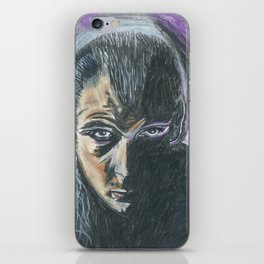 Warlock iPhone Skin