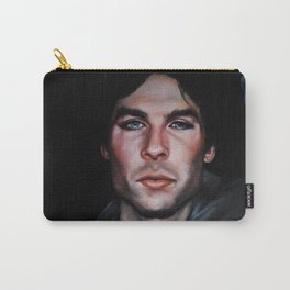Ian Somerhalder (Damon from Vampire Diaries) Carry-All Pouch