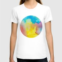 heaven T-shirts featuring Heaven by elena + stephann