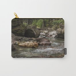 A Forest Fit for Fairies - Glacier NP Carry-All Pouch