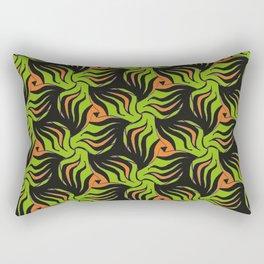 Wild Horses 4 by Amanda Martinson Rectangular Pillow