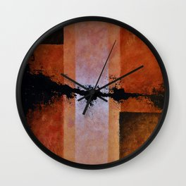 Resonance Wall Clock