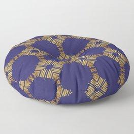 FAMILY ROPES Floor Pillow