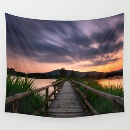 Escape II Wall Tapestry