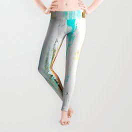 Abstract #1.8 Leggings
