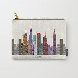 Atlanta city  Carry-All Pouch