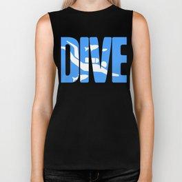 DIVE | Scuba Diving Design Biker Tank