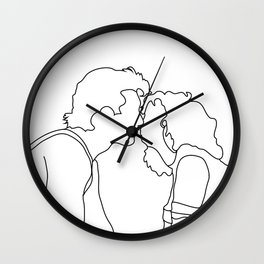 Dirty Dancing // Johnny and Baby Wall Clock