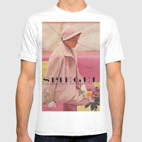 1954 Spring/Summer Catalog Cover Mens Fitted Tee White MEDIUM