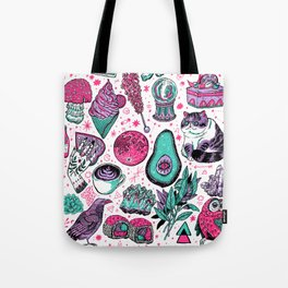 Basic Witch II Tote Bag