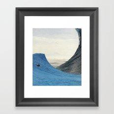 colagem10 Framed Art Print