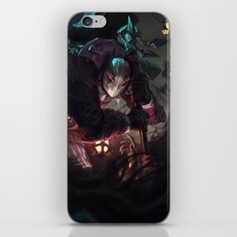 Undertaker Yorick Splash Art Wallpaper Background Official Art Artwork League of Legends lol iPhone Skin