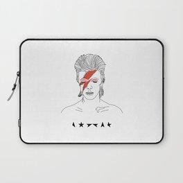 Bowie- Blackstar Laptop Sleeve
