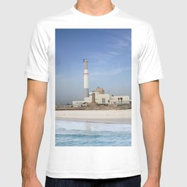 Tel Aviv photo - Reading power station T-shirt