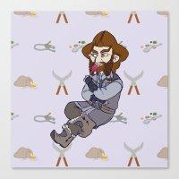 nori Canvas Prints featuring Lollipop Time by BlueSparkle