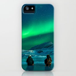 Backpacking with the Aurora iPhone Case