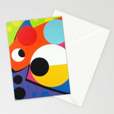 Fish - Paint Stationery Cards