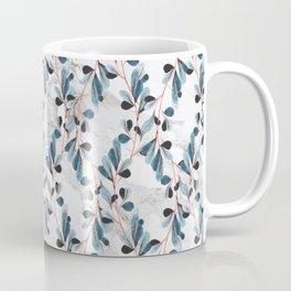 Botanical Marble Coffee Mug
