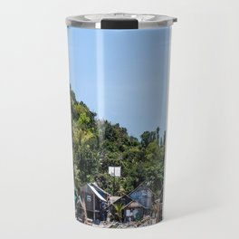 Apo Island Philippines Travel Mug