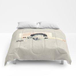 Torn Around - ck Comforters